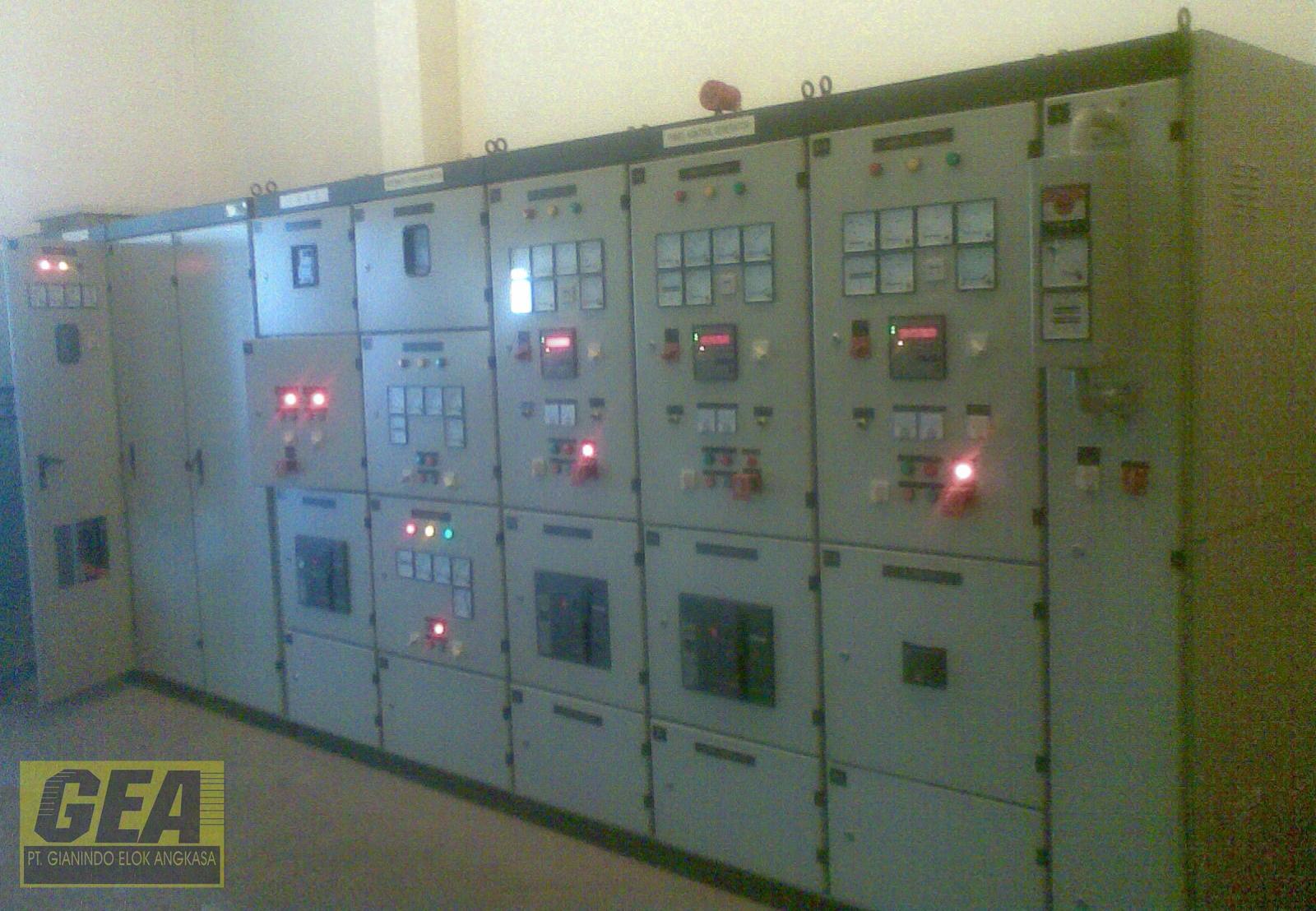 Electrical Panel Distributor Panel Listrik Perusahaan